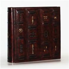Фотоальбом из натуральной кожи Книги