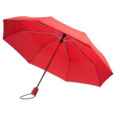 Красный складной зонт AOC
