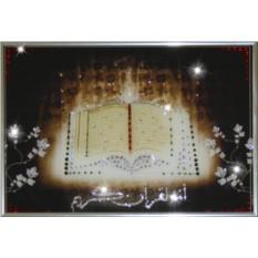 Картина с кристаллами Сваровски Коран