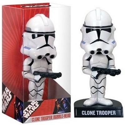 Фигурка Star Wars Clone Trooper Bobble Head