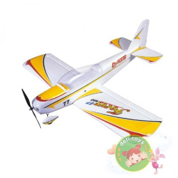 Радиоуправляемый самолет Dynam Focus EP 400