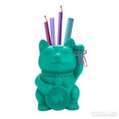 Подставка для ручек и карандашей Lucky Cat