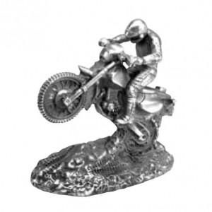 Скульптура-мотоцикл Motocross Madness