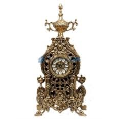 Часы из бронзы Бильбао, цвет золотой