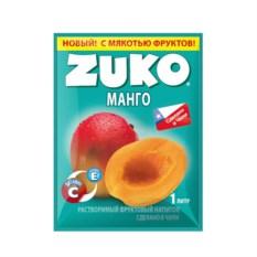 Растворимый напиток Zuko Зуко Манго