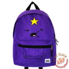 Фиолетовый рюкзак Время приключений