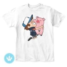 Детская футболка Диппер Пайнс