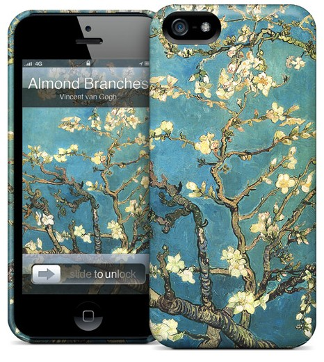 Чехол для iPhone 5 Gelaskins Almond Branches in Bloom