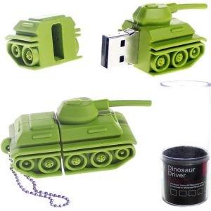 Флешка Танк Т-34 16Гб