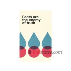 Записная книжка Ogami Quotes Facts Softcover