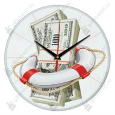 Настенные часы Спасательный круг
