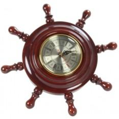 Часы Штурвал (D 32 см)