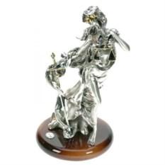 Статуэтка Фемида (серебро)