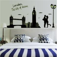 Светящийся стикер Лондон - город мечты
