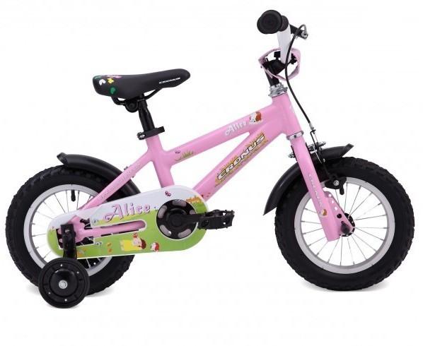 Детский велосипед Cronus Alice 12 (2015)