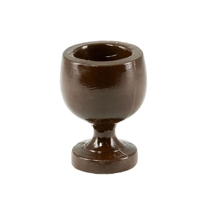 Шоколадная фигура Бокал