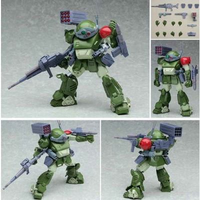 Фигурка Red Shoulder Custom LM-02