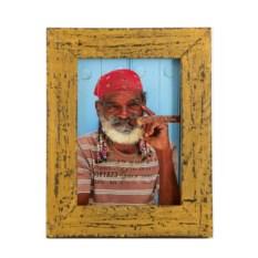 Фоторамка Куба, размер 19 х 24 см