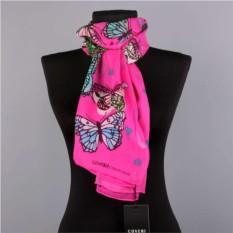 Светло-фиолетовый шарф Enrico Coveri