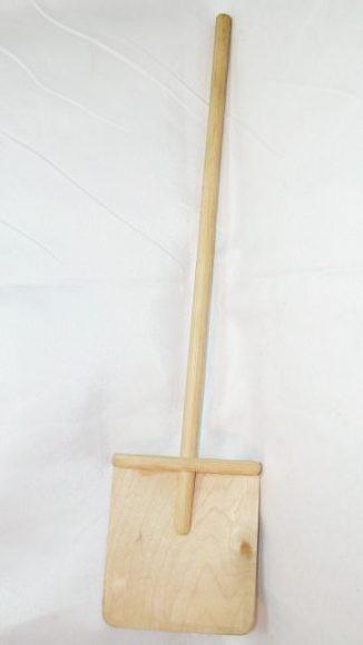 Детская деревянная лопата, 75 см