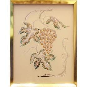 Картина Swarovski Виноград