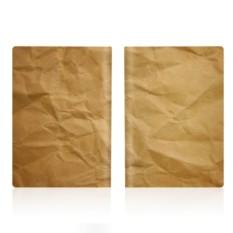 Обложка для паспорта Крафт