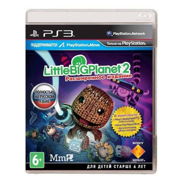 Игра LittleBigPlanet 2 (PS3)