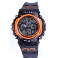 Спортивные цифровые LED часы Shors HT