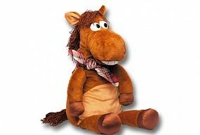 Игрушка «Любимая лошадка Дедушки Мороза»