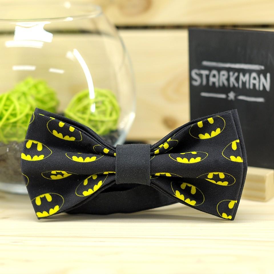 Галстук-бабочка #567 Бэтмен