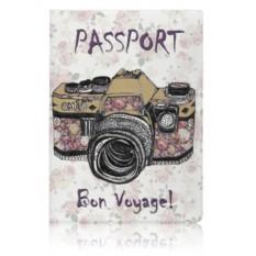 Обложка для паспорта Фотоаппарат