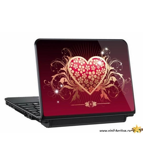 Наклейка на ноутбук (Notebooks 17 (382x249mm))