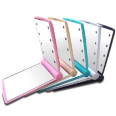 Карманное зеркальце с подсветкой