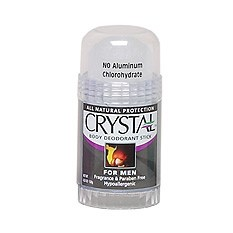 Минеральный дезодорант-стик Crystal для мужчин