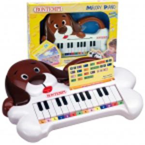 Музыкальное пианино «Собачка»