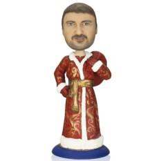 Кукла-шарж по фото «Король нового года»