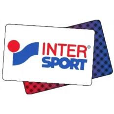 Подарочная карта Intersport