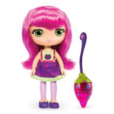 Кукла Little Charmers Hazel 20см с метлой со светом и звуком