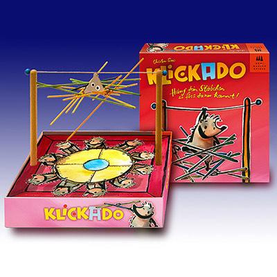 Настольная игра Klickado