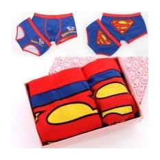 Парные трусы Супермен