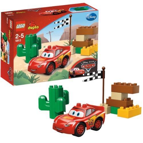 Игрушка LEGO ТАЧКИ Тачки МакКуин Молния