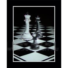 Картина Swarovsky «Шахматы»