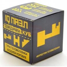 Набор головоломок Куб №5