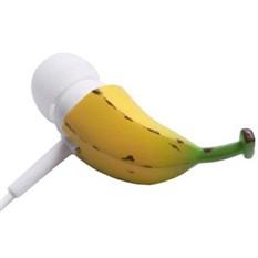 Наушники «В ушах бананы» Crazy Earphone