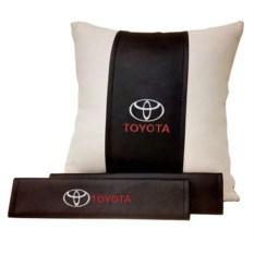 Набор из подушки и накладки на ремень безопасности Toyota