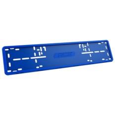 Синяя рамка номерного знака RCS