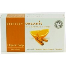 Мыло «Оживляющее» с корицей, сладким апельсином и гвоздикой