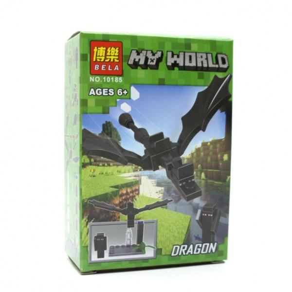 Конструктор Bela Minecraft Дракон