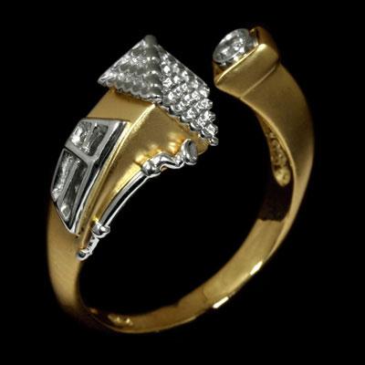 Кольцо «Город ювелиров»