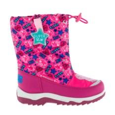 Сноубутсы для девочек Peppa Pig (цвет: розовый)